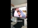 Take Over Джулии на совместном просмотре премьеры четвертого сезона сериала Любовники 17 июня 2018