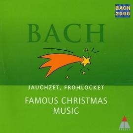 Nikolaus Harnoncourt альбом Bach, JS : Famous Christmas Music