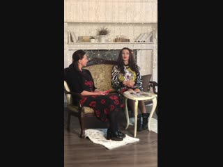 Интервью с Эвелиной Блёданс♥️🌸🌺