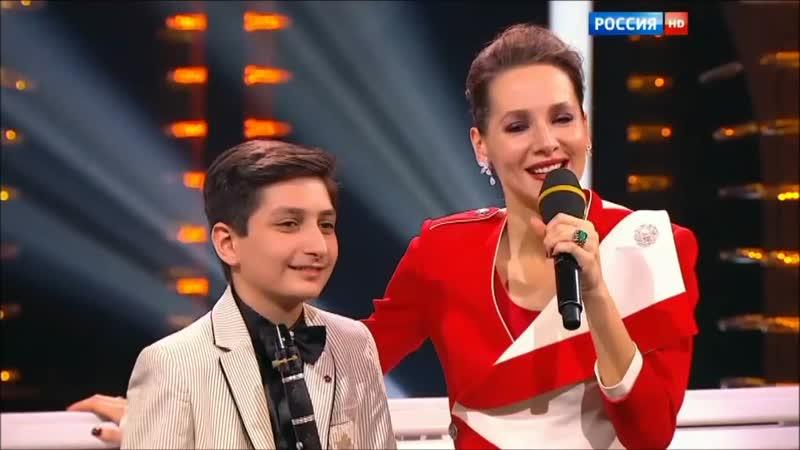 Алла Сигалова и Эрик Мирзоян Либертанго. Танцы со звездами, 2016г.