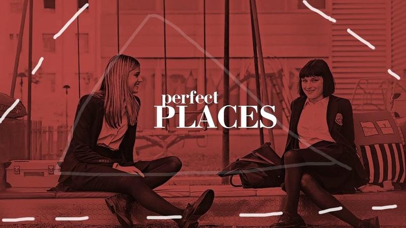 Ludovica chiara* ・゚♡ perfect places