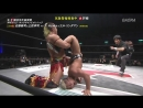Koji Doi Shuji Kondo c vs El Lindaman T Hawk WRESTLE 1 Pro Wrestling Love 2018 in Yokohama