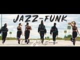 JAZZ-FUNK BY JULIA BANANA (J-DANCE STUDIO)