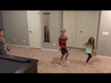 When little sister wants to dance! (1).mp4