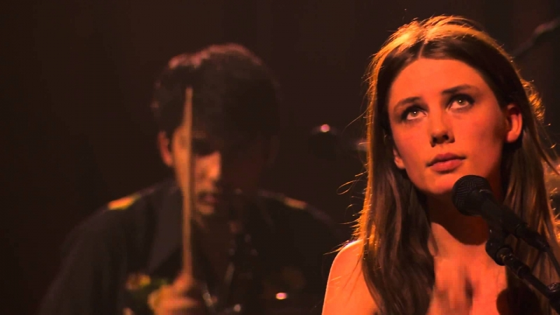 Wolf Alice Wicked Game Live at iTunes Festival London UK 26th September 2014