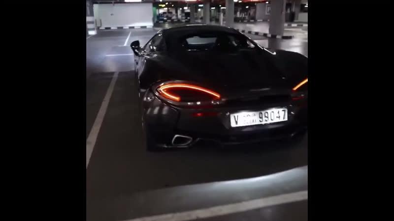 McLaren из Гетто
