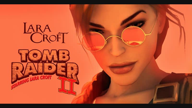 2.20 Глаза! Они шевелятся! [Tomb Raider II Dagger of Xian - Серия 20]