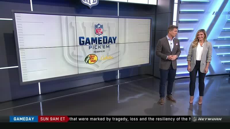 NFL Gameday Pickem (NFL Network, 30.11.18)