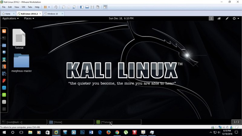 How to hack wifi Password WPA/WPA2 - Kali linux 2016.2