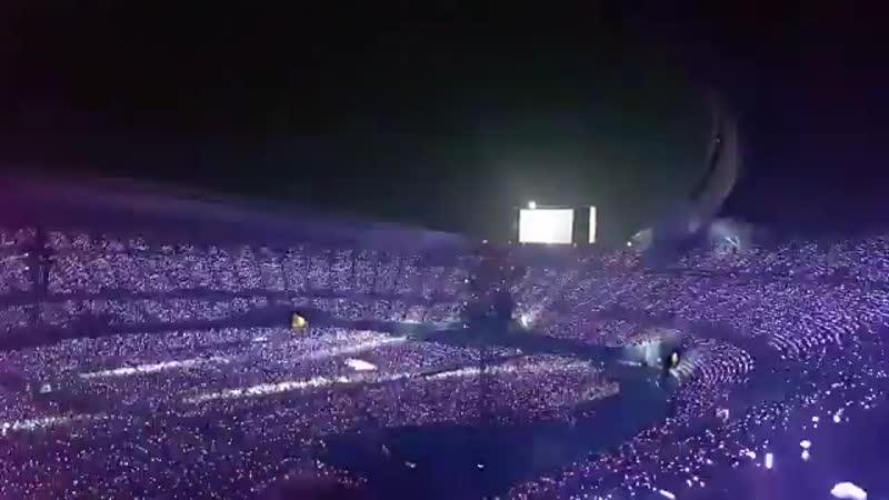 Королевский концерт BIGBANG