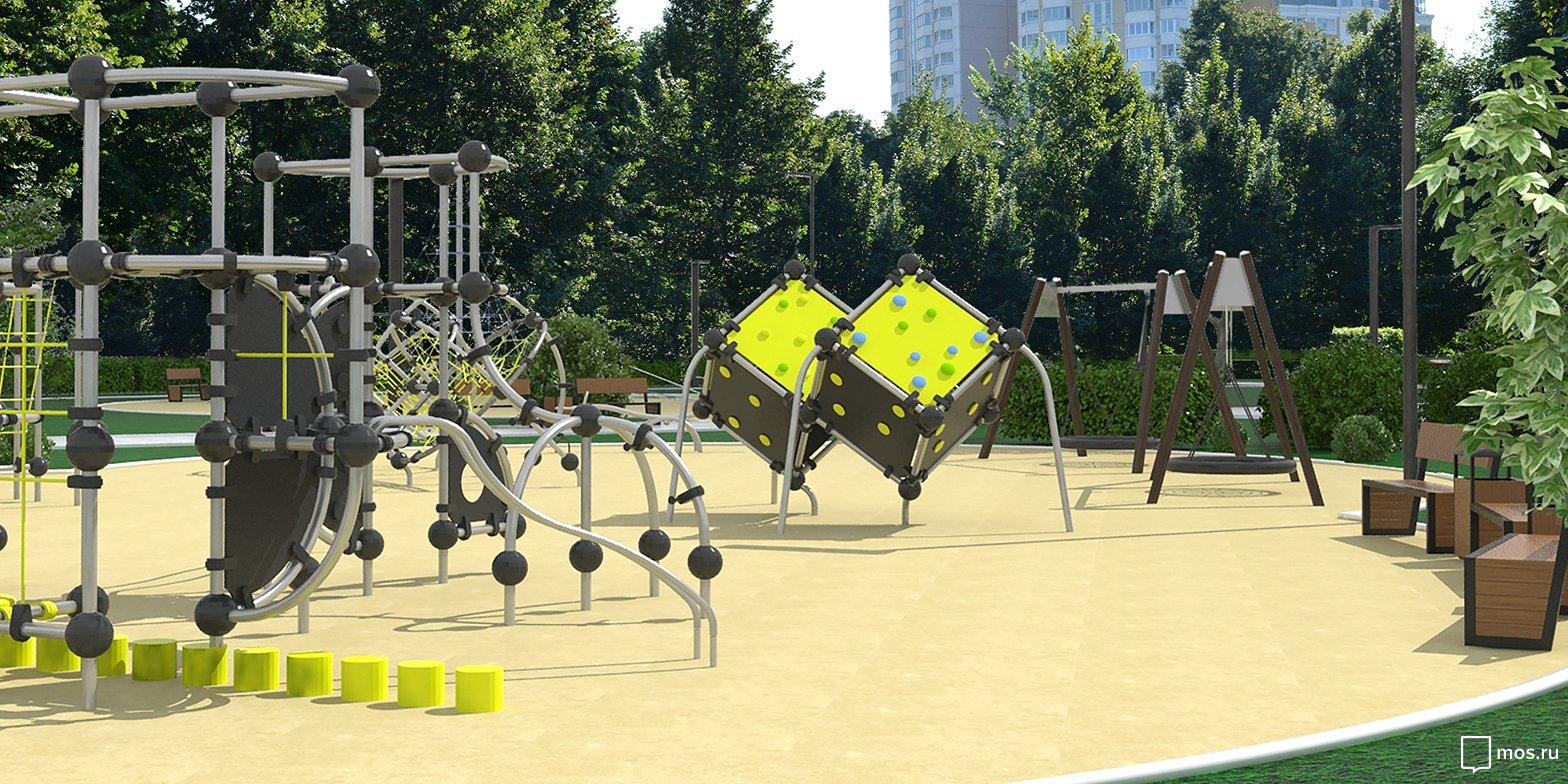 Жителям Алтуфьева предложили выбрать, где нужнее новая площадка для детей