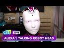 CES 2019: Alexa gets a robotic talking head