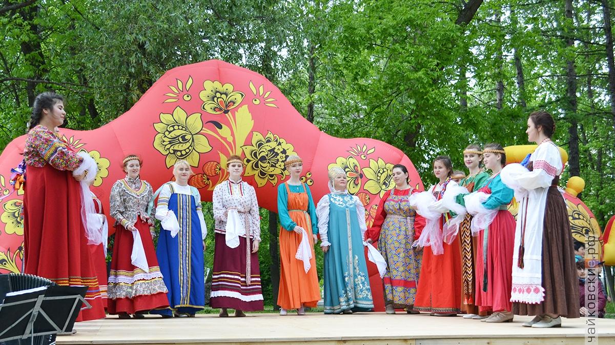 фестивальный городок Мечта, чайковский, 2018 год