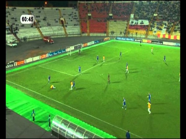 ФНЛ 2011/12. 26 тур. Алания – Волгарь Газпром 2-0