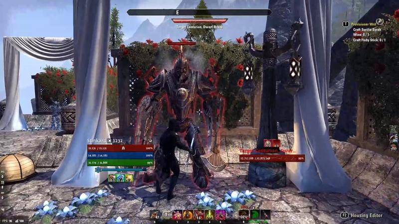 Stamina NightBlade Battlegrounds Build Wolfhunter DLC