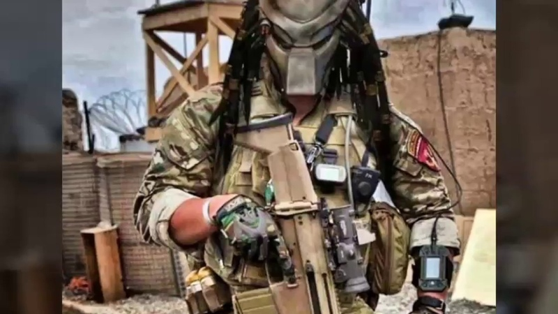 Afghan special forces 2018