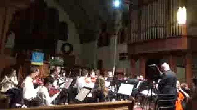 Vivaldi Concerto in Sol Maggiore RV 144 Part II