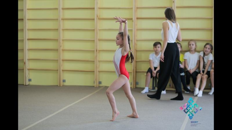 Спартакиада Маугли / Показательное выступление / Спортивная гимнастика