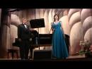 Дуэт Ганны и Данило из оперетты Ф Легара Веселая вдова
