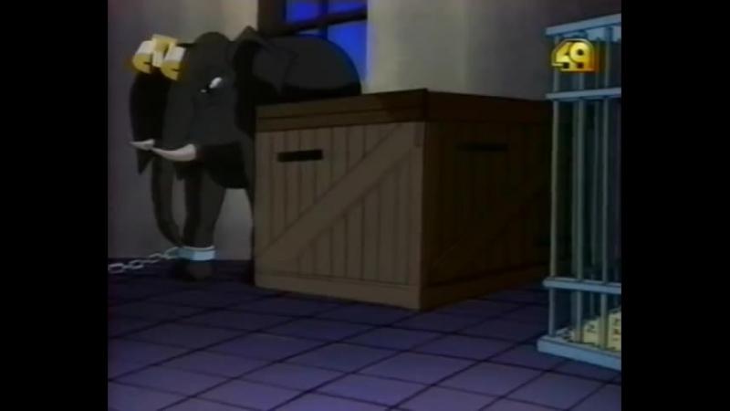 Зорро 1997 сезон 1 серия 12 The Revenge of the Panther Месть пантеры