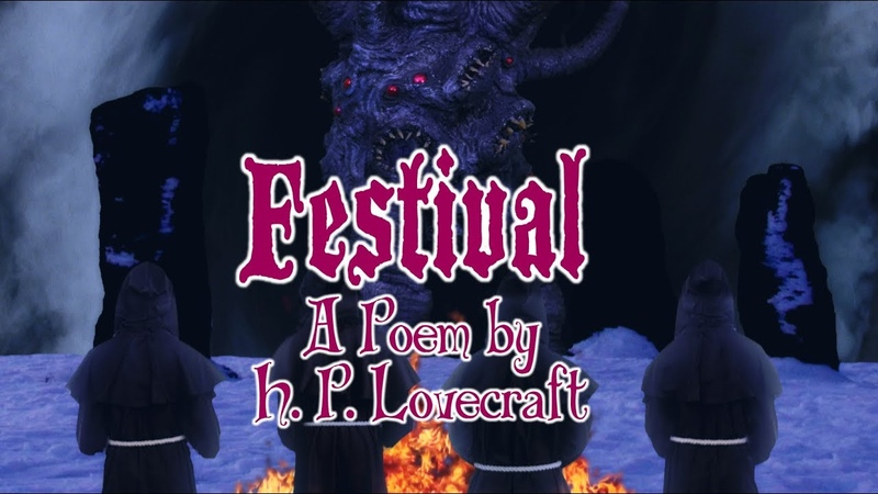 Festival -a Poem by H P Lovecraft
