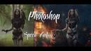Photoshop speed art Dara