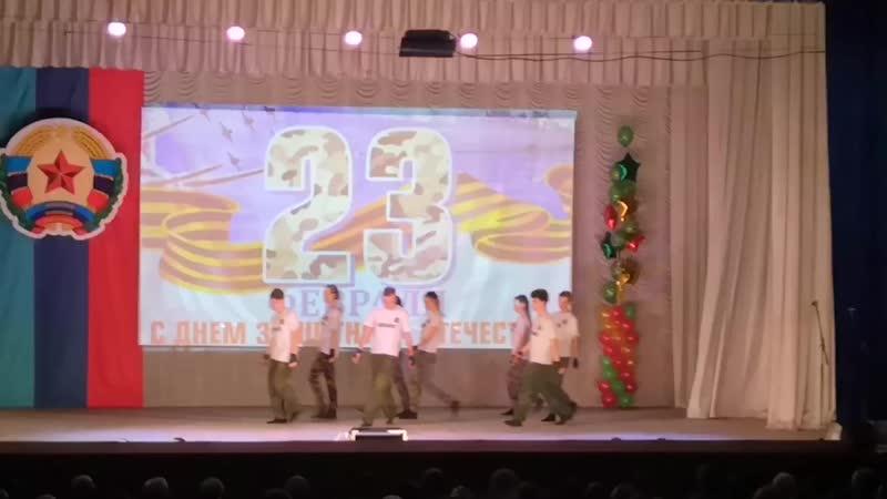 Trend deluxe Образцовый танцевальный коллектив Альянс