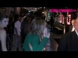 chloe bennet: папарацци: Хлоя направляется на вечеринку после голливудской премьеры фильма