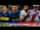 Superliga Argentina 2018/2019 - SUPERCLÁSICO
