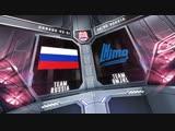 16/11/2018, 6-й МАТЧ СУПЕРСЕРИИ КАНАДА U20 - РОССИЯ U20