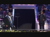 Luciano Pavarotti &amp James Brown - It's a man's world