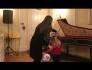 Концерт клавесин
