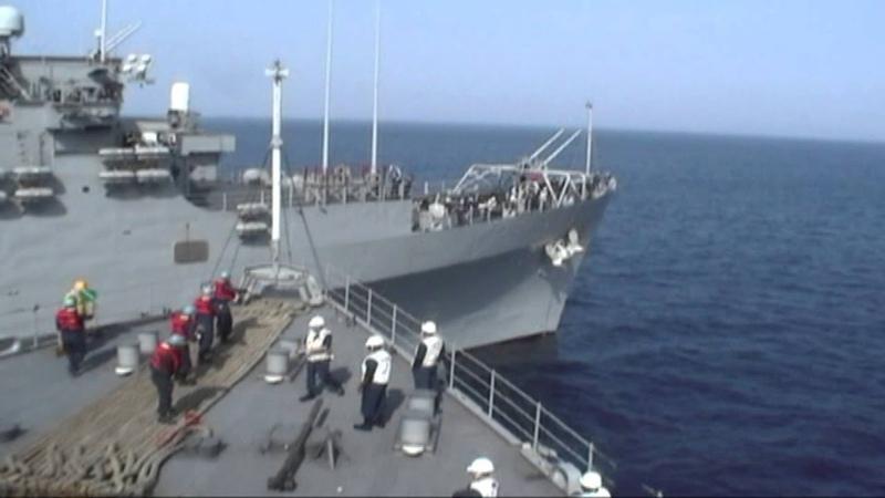 USS Fort McHenry LSD 43