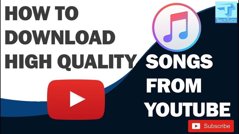 HOW TO DOWNLOAD HQ MP3 SONGS FROM YOUTUBE || 320kbps SONG DOWNLOAD *2018* ✅