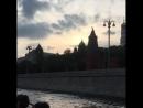 Плывем по течению жизни⛵️ Прогулка по Москве реке.  Не знаем, что будет завтра - Живем полной жизнью сегодня.  Прогулка на кораб