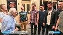 Musique : Les Nouveaux Compagnons ressuscitent des standards de la chanson française - Vidéo dailymotion
