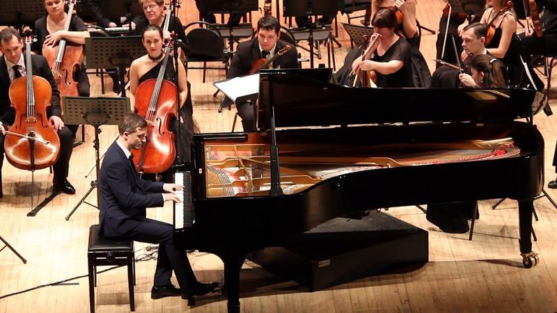 Александр Лубянцев (фортепиано). Тарантелла. Автор Александр Лубянцев