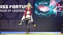 Miss Fortune Одиночное дефиле Comic Con Siberia Halloween