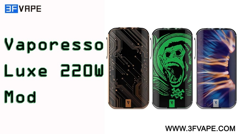 Vaporesso Luxe 220W Mod