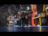 Secrets of Garmadons Volcano Lair - The LEGO NINJAGO MOVIE - 70631 Product Animation