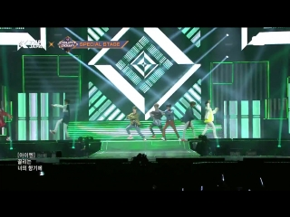 [180419] Stray Kids & WOOYOUNG (2PM) - GO CRAZY! + HANDS UPㅣKCON 2018 JAPAN