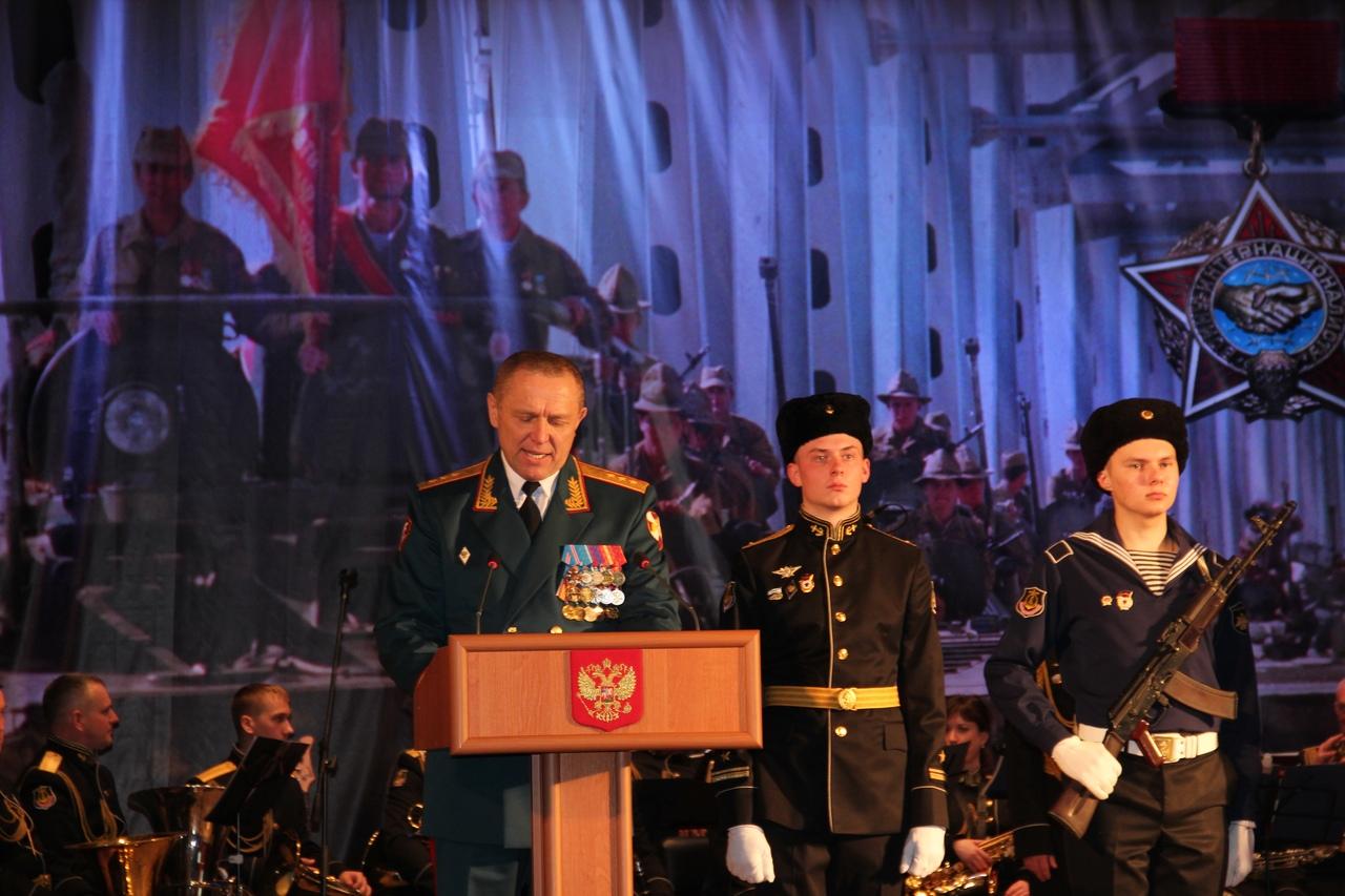 В Севастополе росгвардейцы приняли участие в мероприятиях, посвященных 30-й годовщине окончания