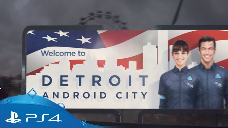 Detroit Become Human | A Tale of Two Cities | PS4 VGTimes.Ru