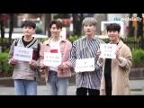 VROMANCE at Music Bank (WD영상 180406)
