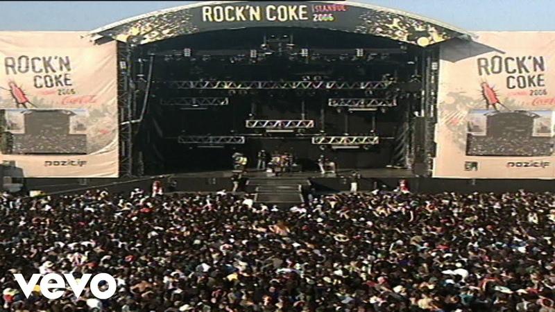 Duman - Yürekten (Live At Rock'n Coke Festival, İstanbul / 2006)