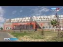 В Волгограде открыли обновленную больницу № 25