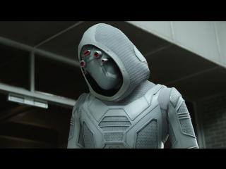 Трейлер. Человек-муравей и Оса (2018)