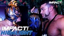 Brian Cage Confronts Fenix Backstage IMPACT Highlights Aug 16 2018