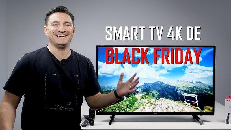 UNBOXING REVIEW - LG 43UJ620V - Poate cel mai accesibil Smart TV 4K de Black Friday