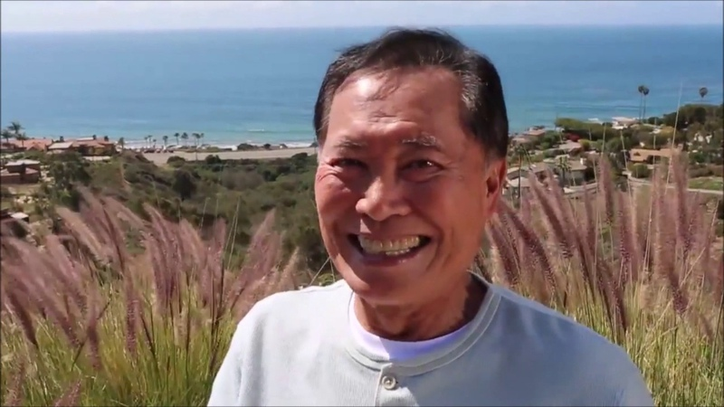 George Takei - Oh My! Montage